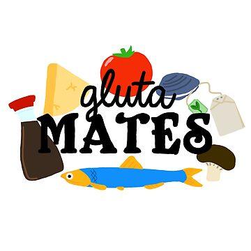 Gluta-Mates by itsaduckblur