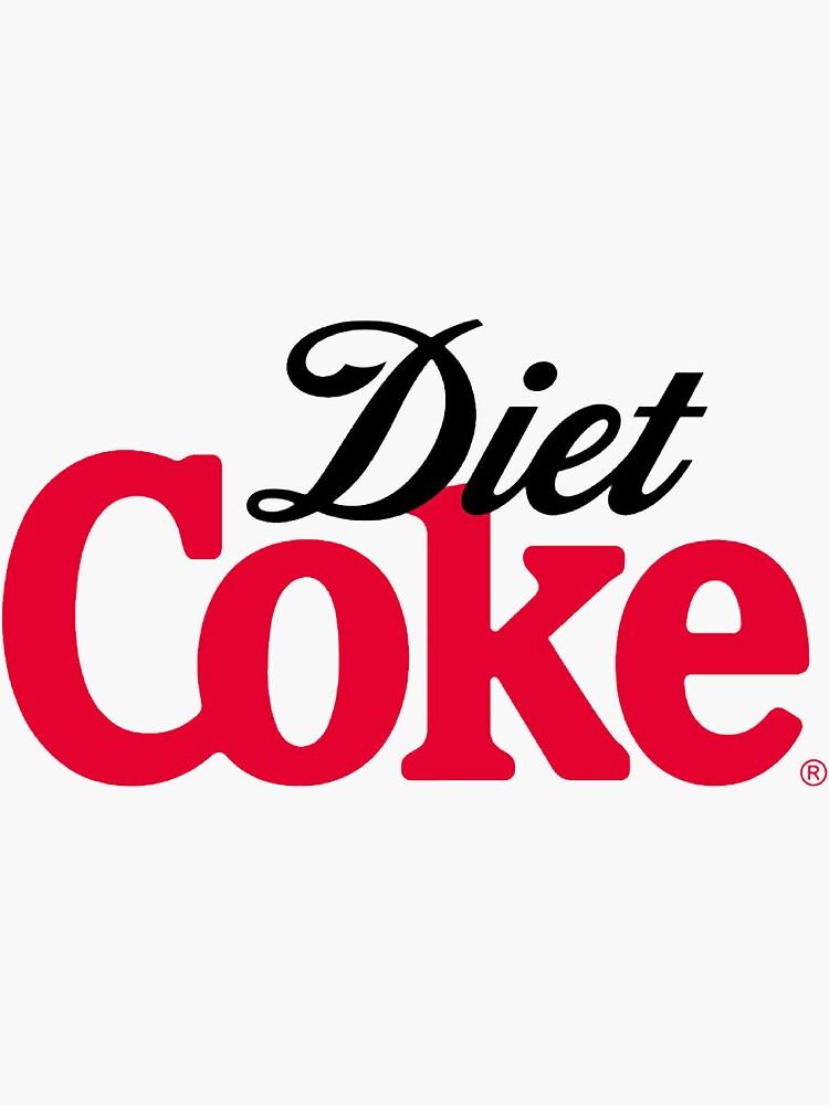 Diät-Cola-Logo von Coatesallie