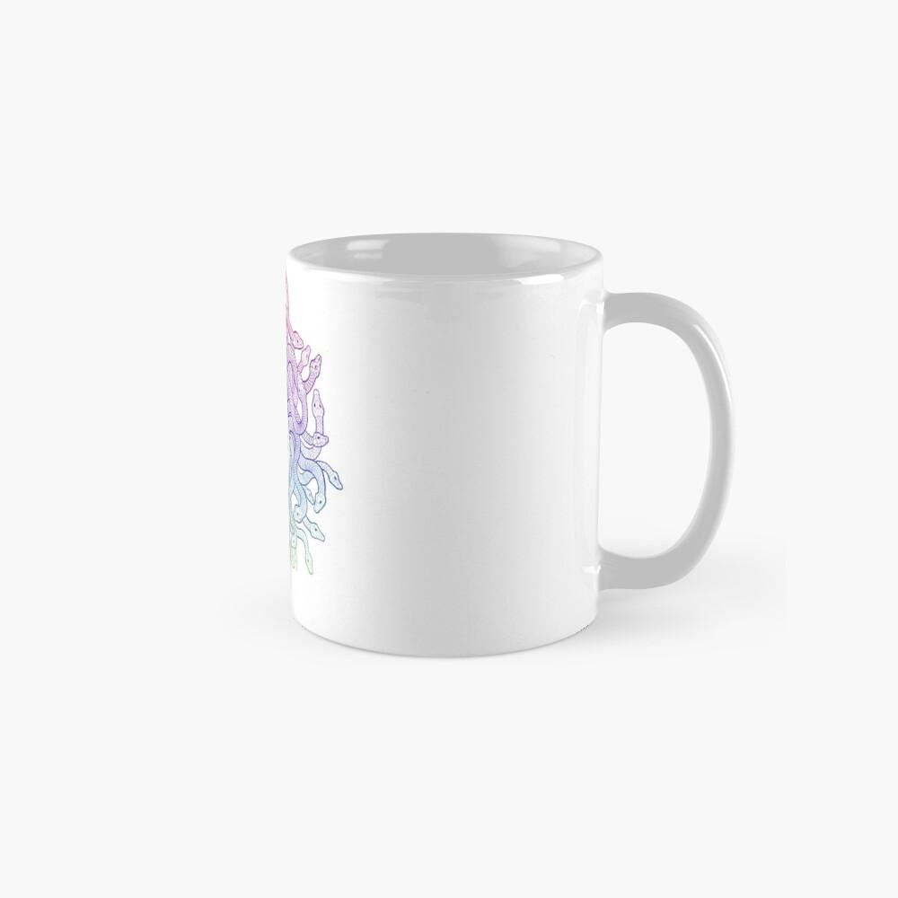 Medusa (colors) Mug