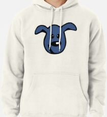 PACS - the little blue dog Pullover Hoodie