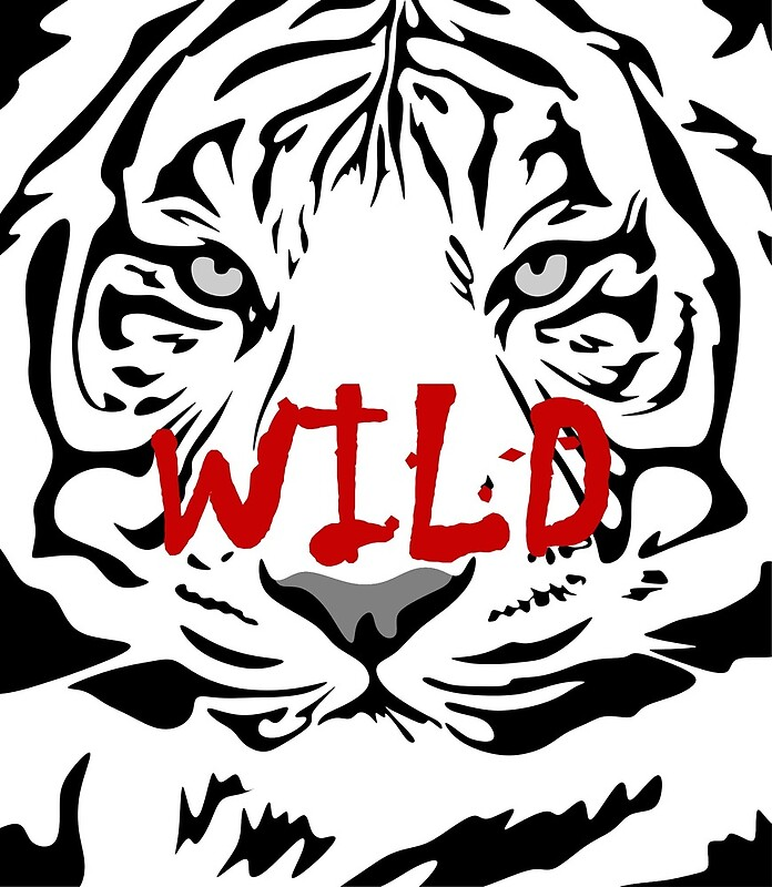 Wild Tiger By Prometheus2000