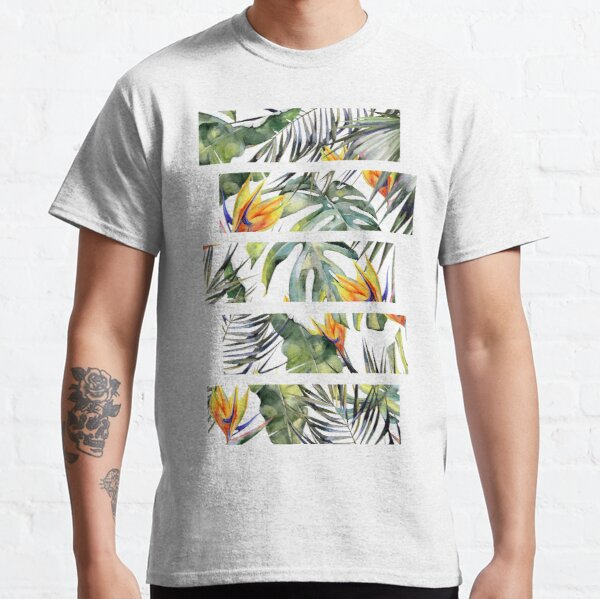 TROPICAL GARDEN Classic T-Shirt