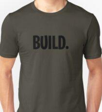 Camiseta ajustada Construir