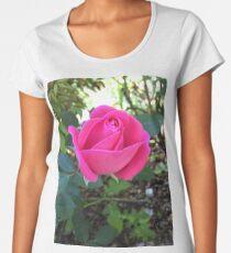 Blushing Bud Women's Premium T-Shirt