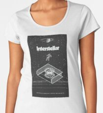 Interstellar movie Women's Premium T-Shirt