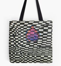 Checkerboards PATTERN01-Date&Year-Unknown Tote Bag