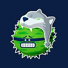 Timberwolves Planet by mykowu