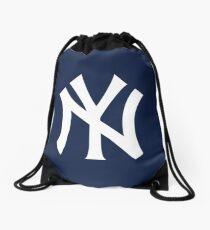 new york yankees Drawstring Bag