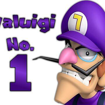 WALUIGI... NUMBER... 1!!!!!!!! by BlueWoodStudios