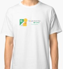 Street View | Trusted Photographer Classic T-Shirt