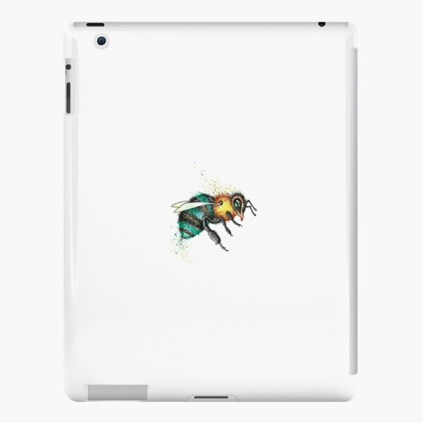 The Last Little Blue Bee iPad Snap Case
