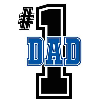 #1 Dad by Aerrie
