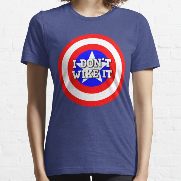 I don't wike it - Chris Evans Essential T-Shirt
