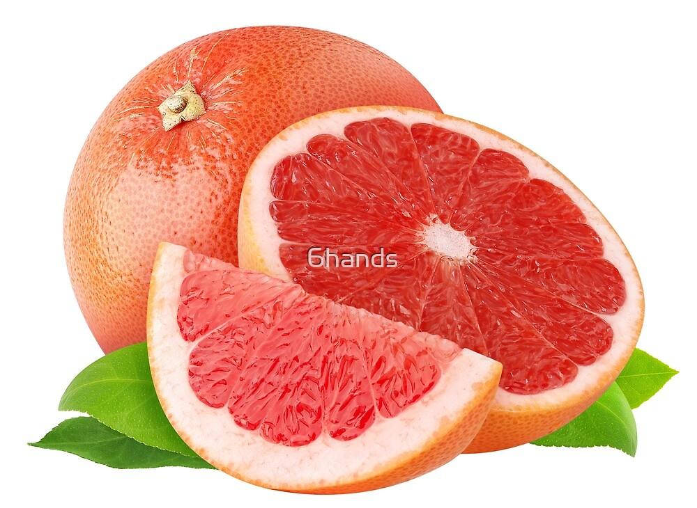 Pink grapefruit by 6hands