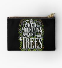 Over The Mountains And Into The Trees Studio Pouch