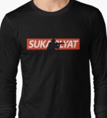 suka blyat!!!11 go! go! go! Long Sleeve T-Shirt