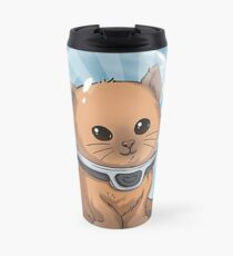 Subnautica: Keep Calm Kitty Thermosbecher