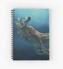 Subnautica: Sea Emperor Leviathan Spiral Notebook