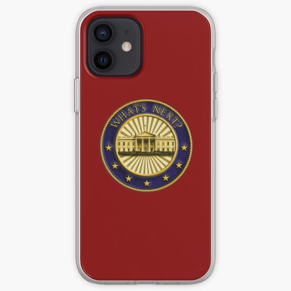 What's Next? iPhone Soft Case