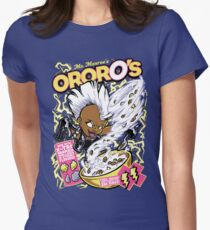 OrorO's Cereal Women's Fitted T-Shirt