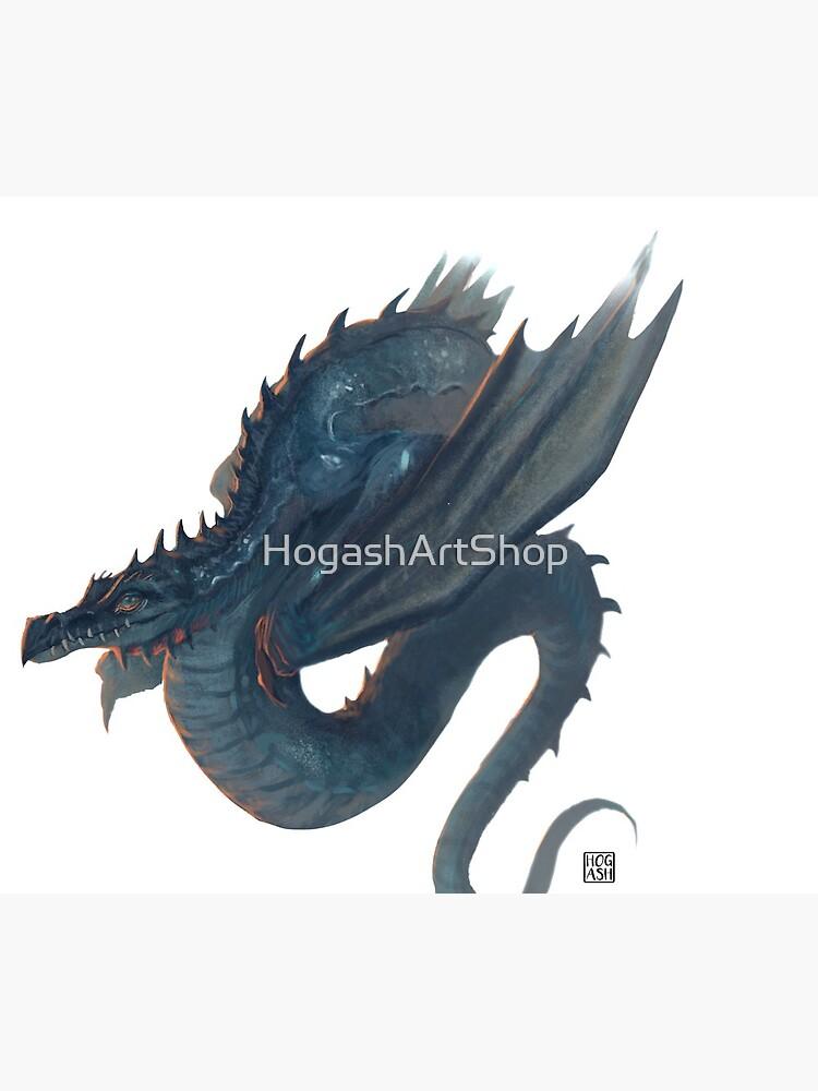 Wyvern-Drache von HogashArtShop