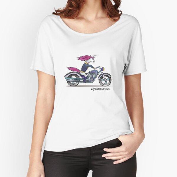 Cooles Einhorn Loose Fit T-Shirt