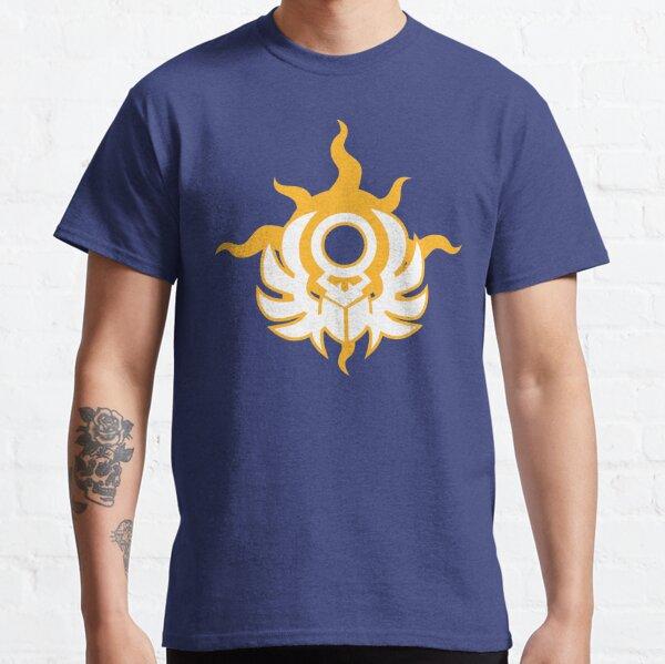 Sun Scarab Classic T-Shirt
