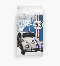 The Love Bug Duvet Cover
