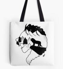 Fierce - The Lion King Tote Bag