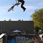 BMX Acrobatics by Laura Puglia