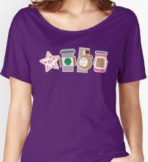 Starfish Joe Maple & Jammie Women's Relaxed Fit T-Shirt