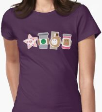 Starfish Joe Maple & Jammie Women's Fitted T-Shirt