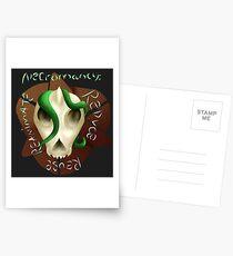 Reduce, Reuse, Reanimate Postkarten