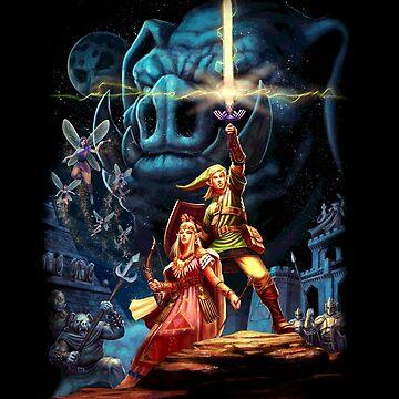 Link Wars by CoDdesigns