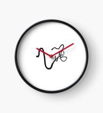 Libo Merch Clock
