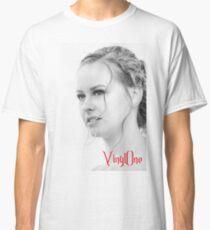 Classic portrait by Blunder for Vinylone Classic T-Shirt