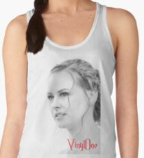 Classic portrait by Blunder for Vinylone Women's Tank Top