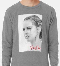 Classic portrait by Blunder for Vinylone Lightweight Sweatshirt