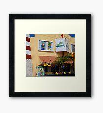 Margaritaville Restaurant  Framed Print