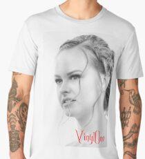 Classic portrait by Blunder for Vinylone Men's Premium T-Shirt