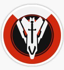 Blackwatch Emblem Sticker