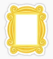 Frame Sticker Sticker
