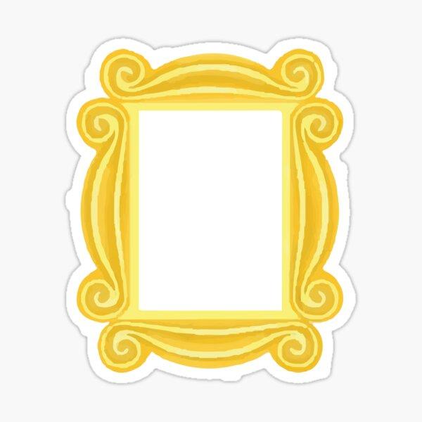 Frame Sticker Sticker