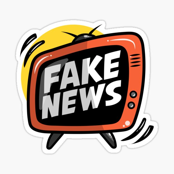 The Fake News, Channel I.0 Sticker