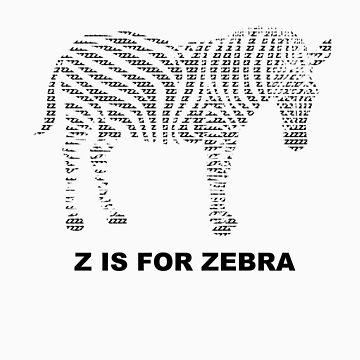 Z is for Zebra by morganmedia