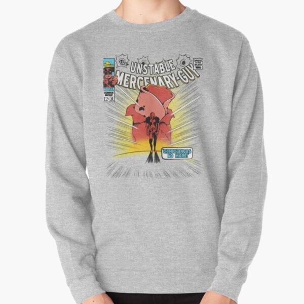 Unstable Mercanary Guy Pullover Sweatshirt