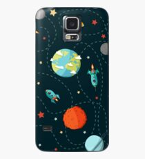 Space Adventure Case/Skin for Samsung Galaxy