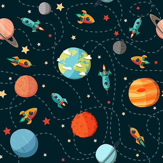 Space Adventure by motuwe
