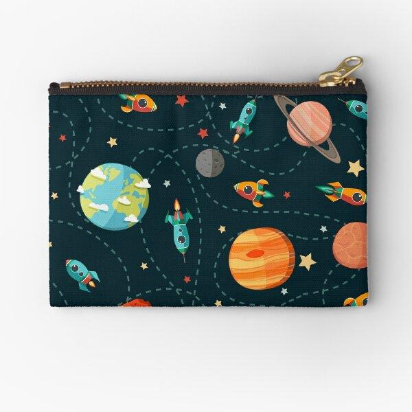 Space Adventure Zipper Pouch