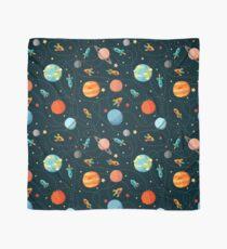 Weltraumabenteuer Tuch